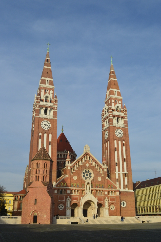 Dömötör Tower, Szeged, Hungary