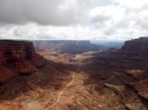 Views from the Island of the Sky mesa, Canyonlands