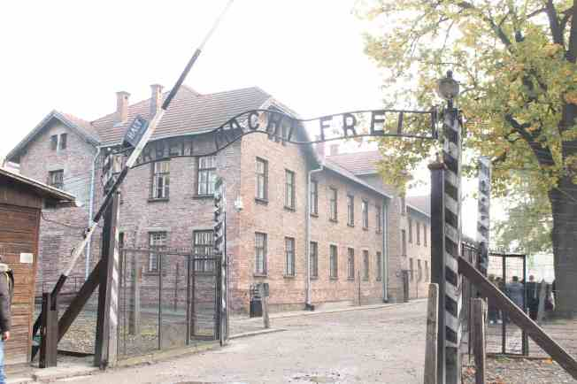 Auschwitz, Poland - The World Pursuit